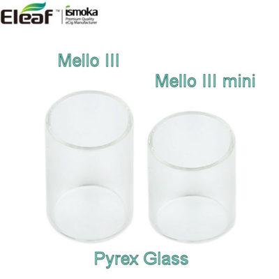 Mello3 pyrex glass