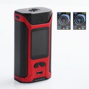 authentic-wismec-sinuous-ravage230-230w-tc-vw-variable-wattage-box-mod-black-red-1230w-2-x-18650