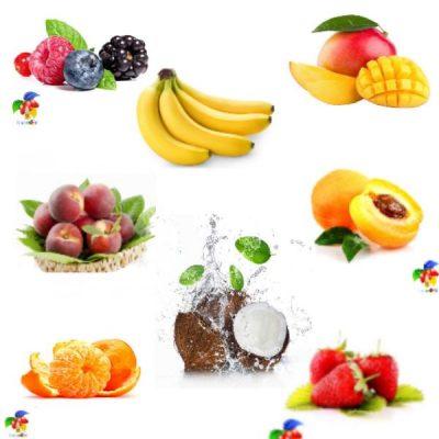 Fruits - Φρoύτα