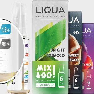 Liqua Flavorshot 6ml/30ml bottle