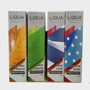 Liqua Flavoshot 12ml/60ml bottle